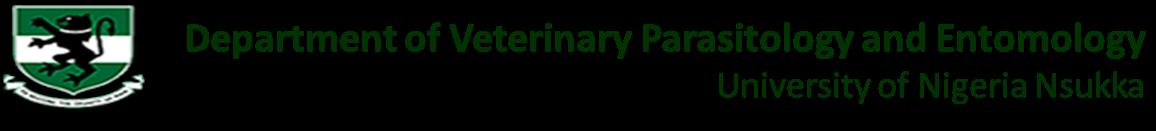 Department of Parasitology and Entomology